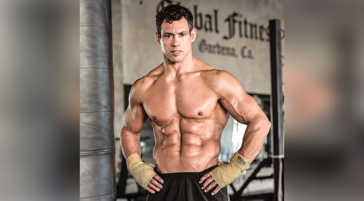 CrossFit Games Competitor Tito Raymond's Killer Chest Workout