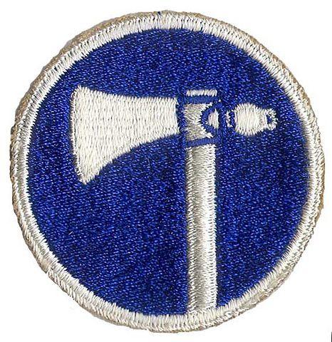 XIX U.S. ARMY CORPS SECOB DESIGN