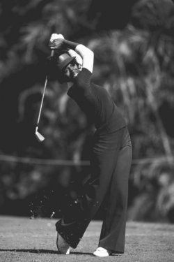 Renee Powell is one of only three African American women to have played on the Ladies Professional Golf Association's (LPGA) Tour. After becoming a champion at national Junior level, she turned professional in 1967.  Renee's distinguished 13-year professional career saw her play golf in more than 250 tournaments around the world.
