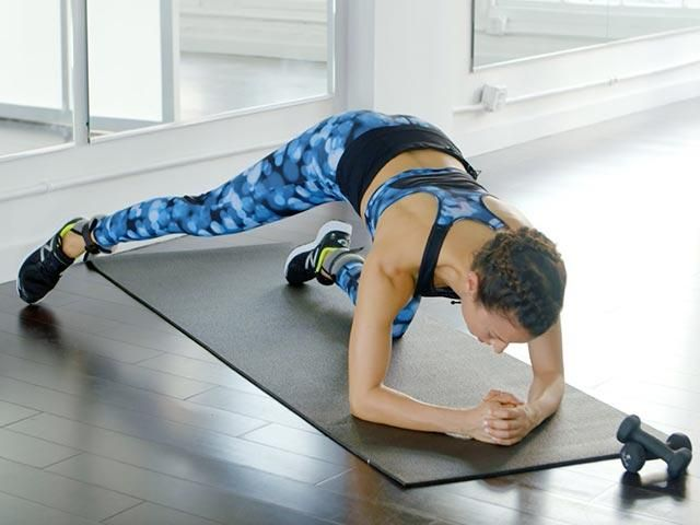 BEST AT HOME WORKOUTS: 20-MINUTE FULL BODY SESSIONS BY MODELFIT