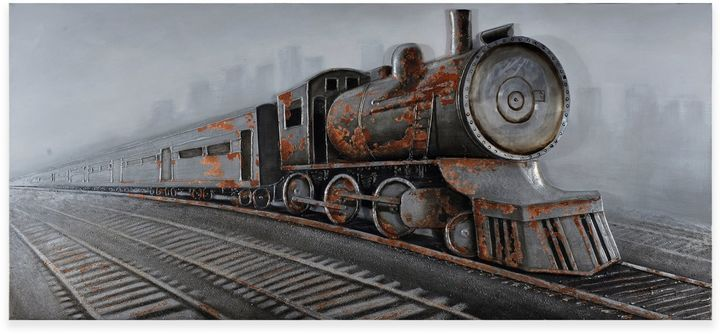 Moe's Home Collection Downtown Train Canvas Wall Art https://api.shopstyle.com/action/apiVisitRetailer?id=625624804&pid=uid8100-34415590-43