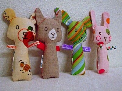 easy to sew baby items | easy to make baby toys | homemade Baby stuff | Pinterest