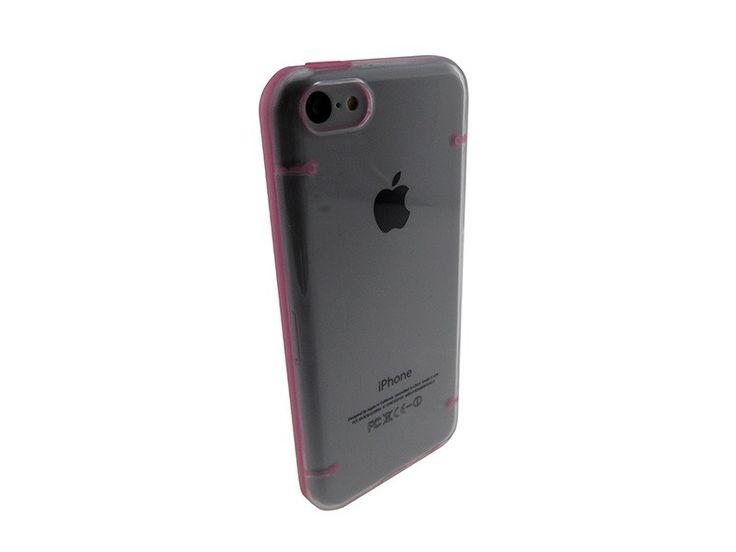 Bumper case iPhone 5C hoesje Roze