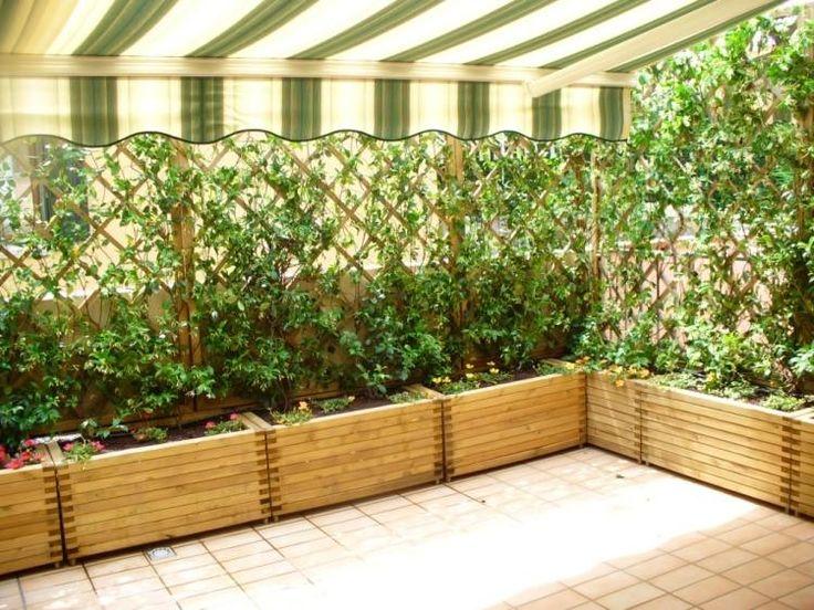 Les 25 meilleures id es concernant brise vent terrasse sur for Idee pour couvrir terrasse