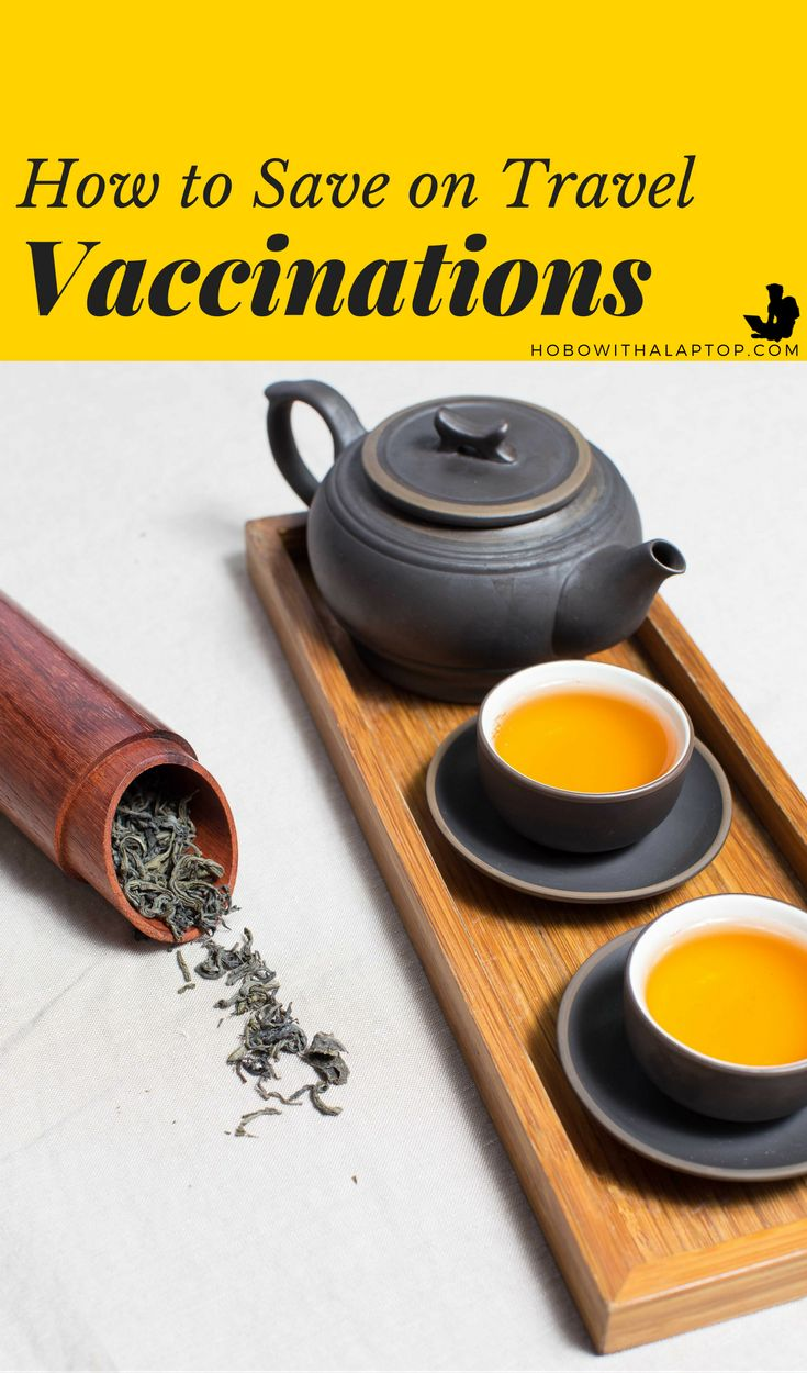 Worried about acquiring expensive fees for getting vaccinations before visiting Thailand? Here's how you can save money on vaccinations WHILE IN Thailand: http://hobowithalaptop.com/travel-hack-save-money-on-vaccinations-for-thailand