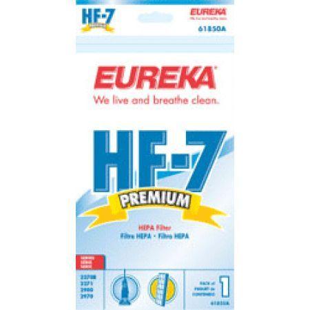 Type HF-7 Hepa Vacuum Filter-Type HF7 Hepa VAC Filter, Multicolor