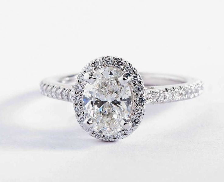 180 best images about Halo Engagement Rings on Pinterest
