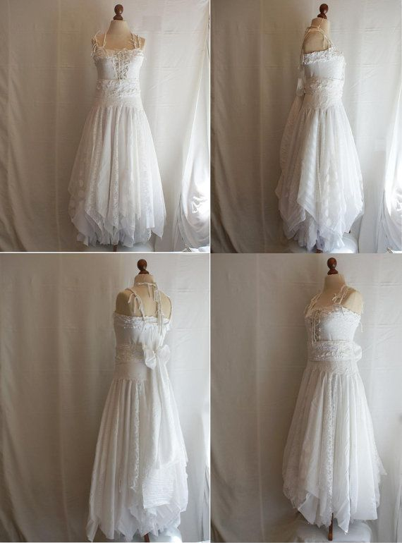 upcycled dream wedding dress