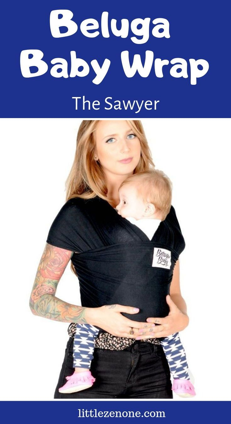 c718e46386e Beluga Baby Wrap The Sawyer
