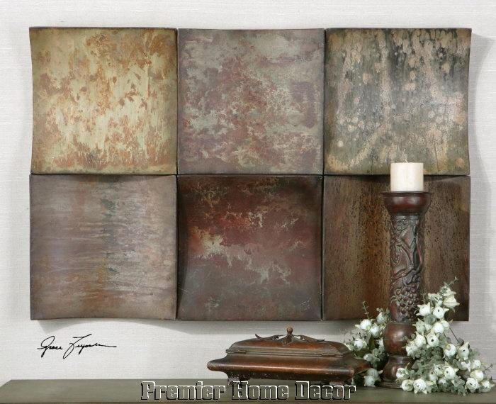 Wall Interiors Home Art Metal