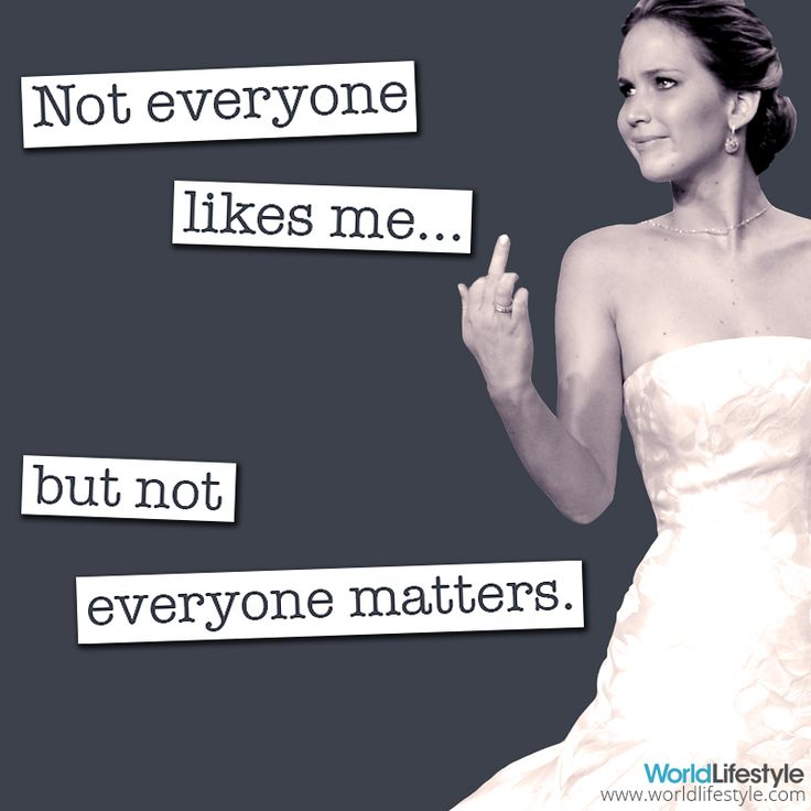 Jennifer Lawrence is speaking for us today... #quotes #inspiration | WorldLifestyle.com