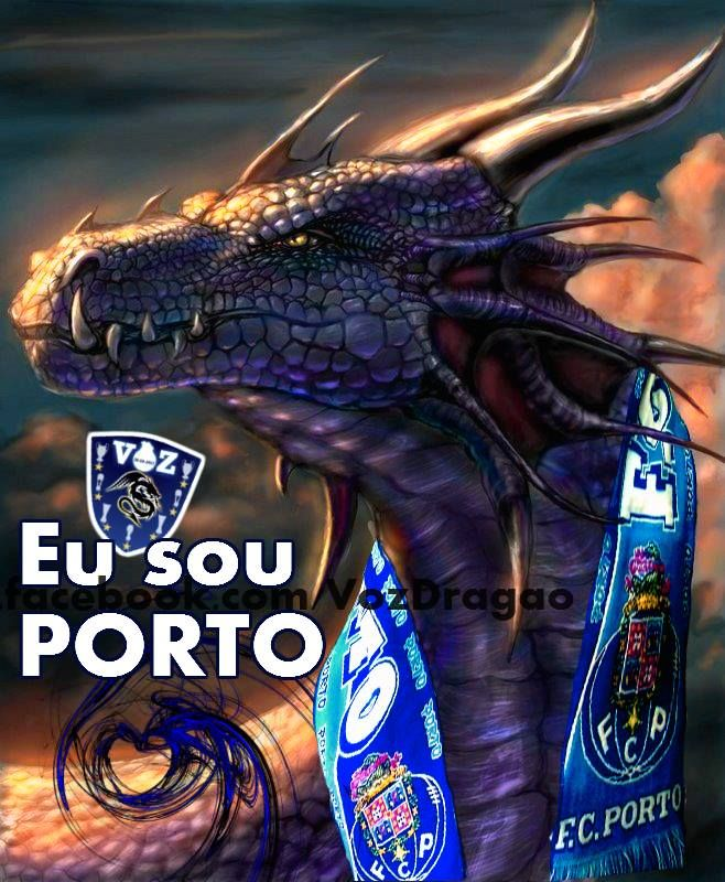 FC Porto fan Dragon