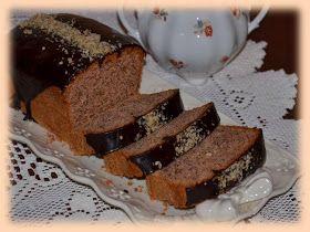 Domowa kuchnia Aniki: Ciasto orzechowe