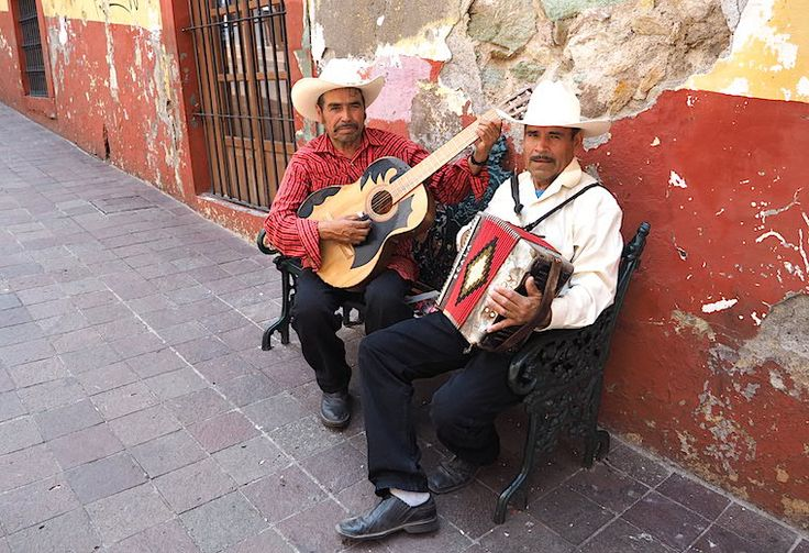 Cowboy musicians