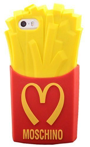 Moschino French Fry Clutch: Would You?   Our Daily Style