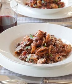 Barefoot Contessa - Recipes - Weeknight Bolognese
