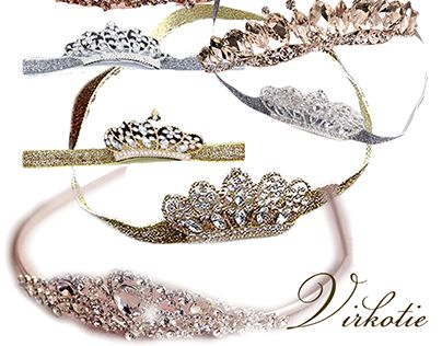 "Check out new work on my @Behance portfolio: ""VirkotieTIARAS @VIRKOTIE"" http://be.net/gallery/37169357/VirkotieTIARAS-VIRKOTIE"