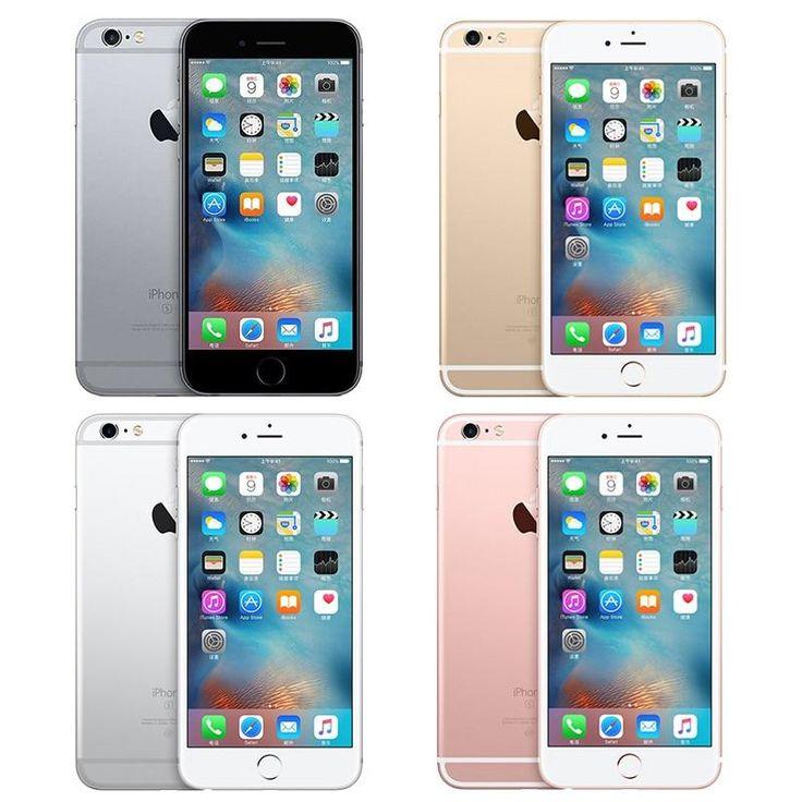 iphone 6s original 2gb ram 1664128gb rom cell phone ios