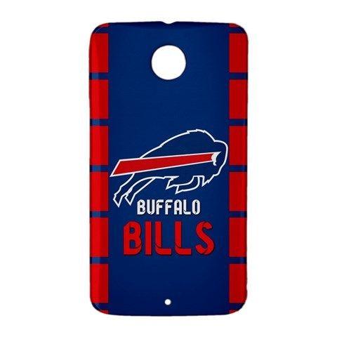 Buffalo Bills Google Nexus 6 Case Cover Wrap Around