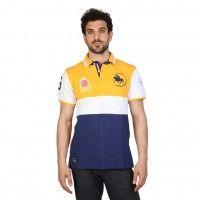 Huntington Polo Club  - Polo pour homme  - 100% coton  - Laver à 40°C size S,M,L;XL