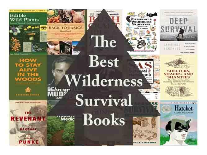The Best Wilderness Survival Books  http://www.bookscrolling.com/the-best-wilderness-survival-books/