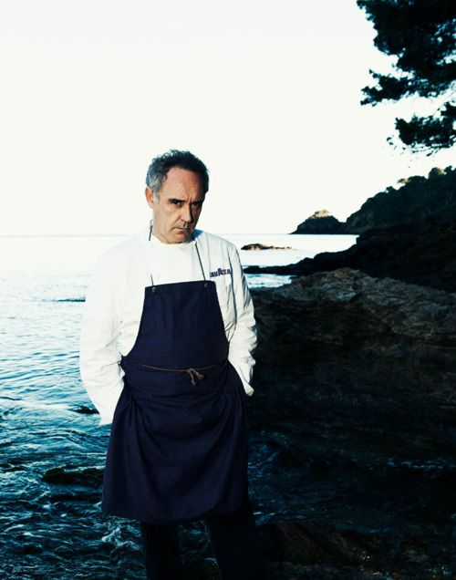 ferran adria Acclaimed spanish chef ferran adrià has partnered up with the walt disney  company for a new illustrated cookbook that shows him flipping.