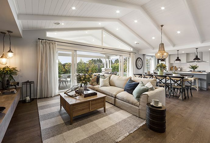 Modern acreage home designs for luxury country living ...