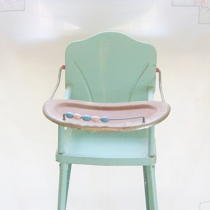 Vintage Toy Potty : Images about s vintage high chair on pinterest
