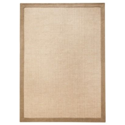 Threshold chenille jute woven area rug 5x7 79 for casa for Dining room rugs 5x7