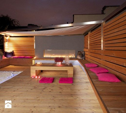 Projekt aranżacji tarasu. - zdjęcie od STUDIO.O. organic design