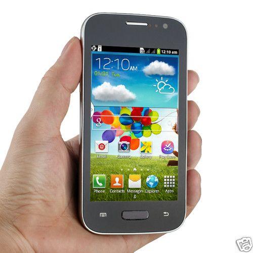 i9192 Spreadtrum SC6820 Quad Band Smartphone Android 4.2.2 Dual SIM