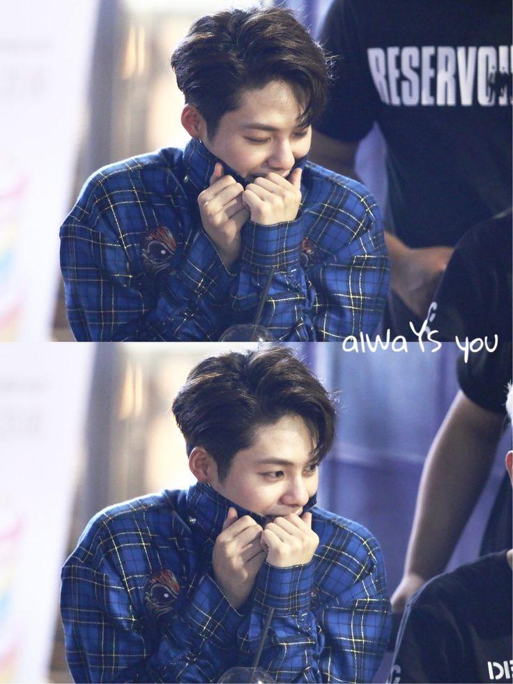 Aaah so cute <3 Woosoo baby <3