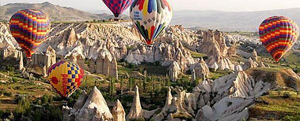 Лучшие экскурсии Каппадокия Турция