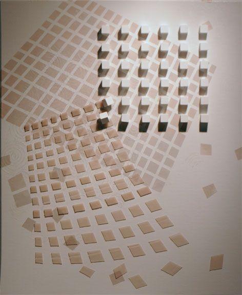 "Botafogo, Rick Rogers, Mixed Media Acrylic on Wood Panel, 20"" x 24"", 2013"