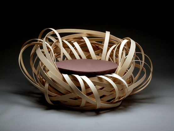 17 best images about have a seat on pinterest armchairs furniture and wood - Objet design insolite ...