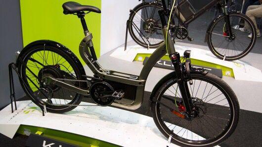 Klever e-Bike & Speedpedelec. Stijf frame, stille en krachtige motor. Binnenkort meer info