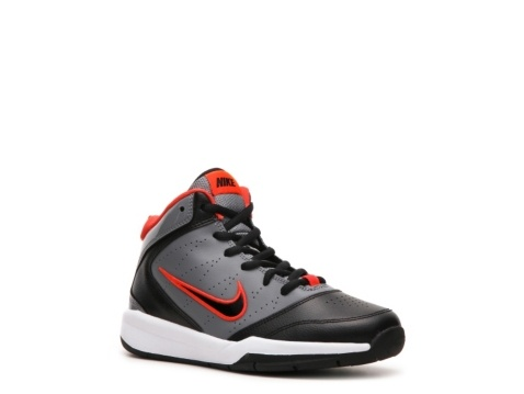 Nike Team Hustle D 5 Boys' Toddler & Youth Basketball Shoe