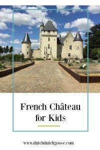 Chateau du Rivau: Perfect for Kids - Dutch Dutch Goose
