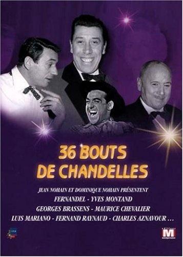 36 bouts de chandelles DVD ~ Fernandel