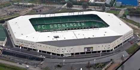 Euroborg, FC Groningen