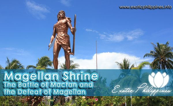 #Magellan Shrine The Battle of #Mactan and the Defeat of Magellan .. #Philippines #Travel #Cebu http://www.exoticphilippines.info/2014/05/magellan-shrine-battle-of-mactan-and.html