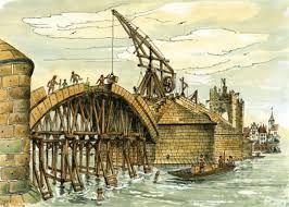 Stavba Karlova mostu