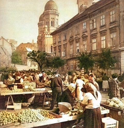 Bratislava | old times