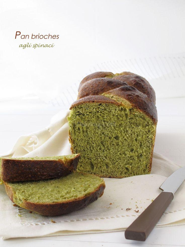 Pan brioches con gli spinaci 3