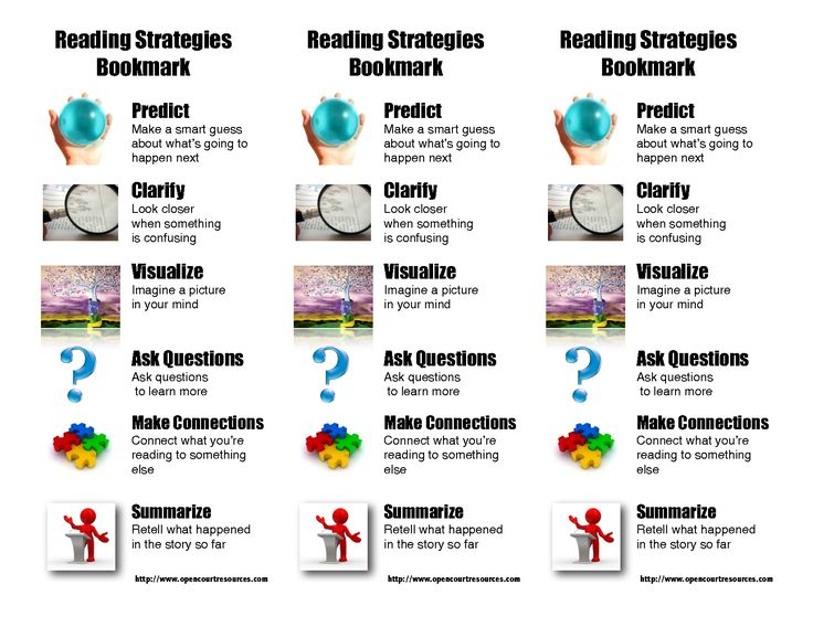 reading comprehension strategies high school pdf