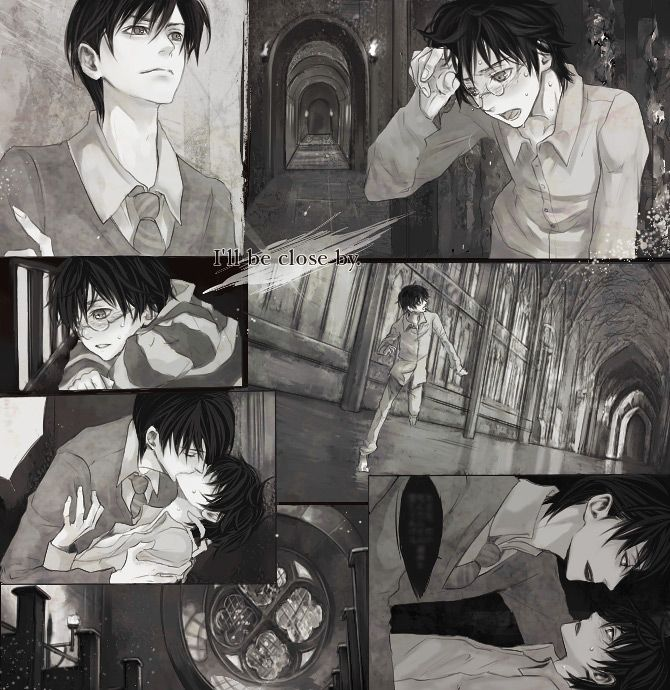 Tom Riddle And Harry Potter Yaoi Harry potter tom riddle