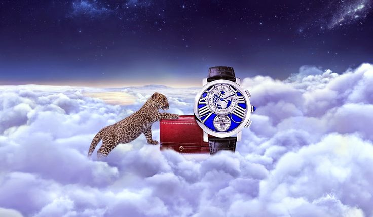 For the man who has everything, the Rotonde de Cartier is like no other. #FineWatchmaking