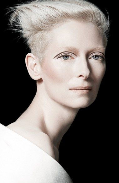 Tilda Swinton for NARS | Editorial | Tilda swinton, Blush ...