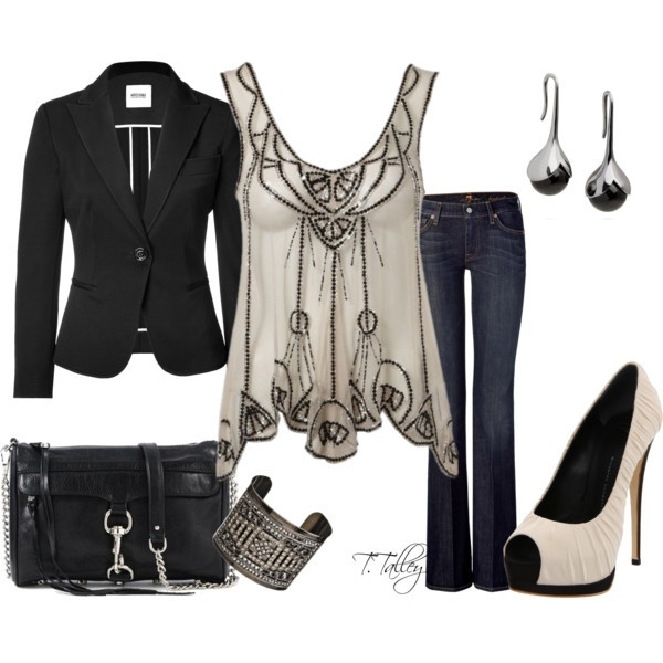 All That Glitters: Classy, Swing Top, Blazer, Dress, Styles, Black, Shirt, Style Fashion