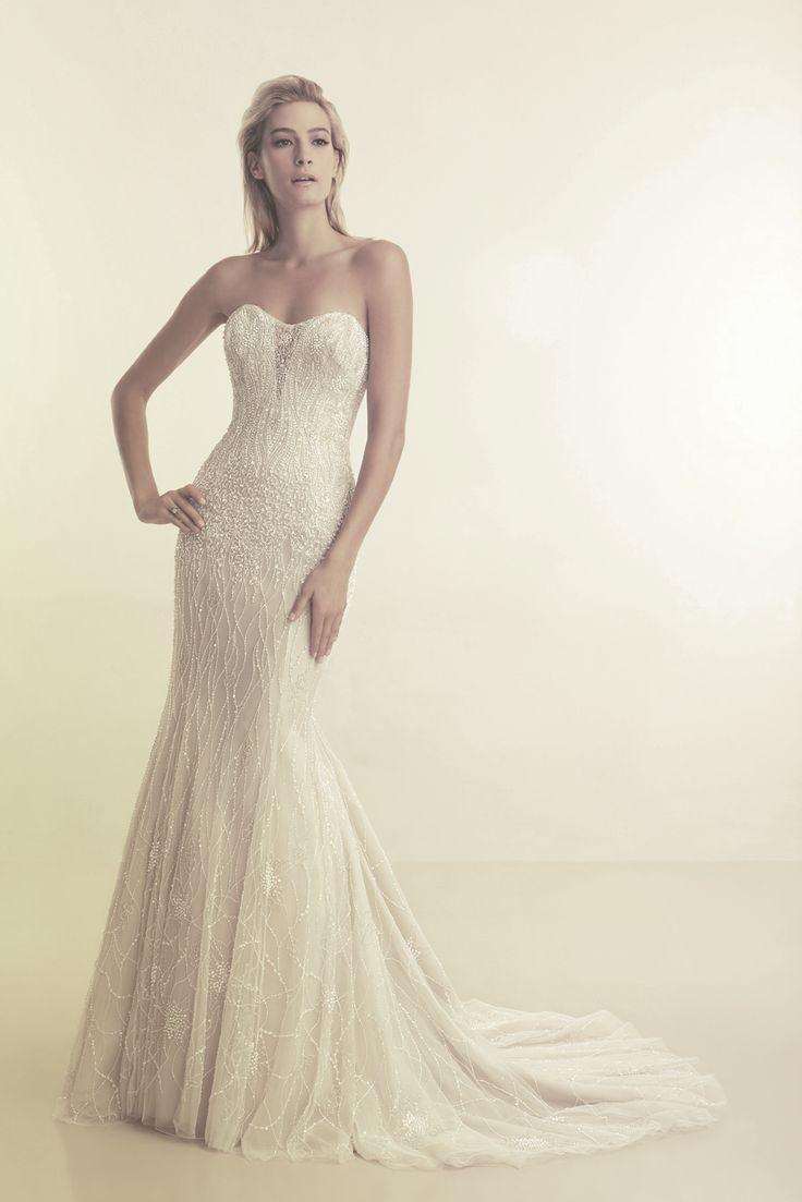 Plus de 1000 idées à propos de Robes de mariée Rétro // Wedding ...